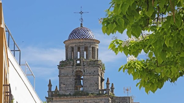 El rayo que cambió la historia de San Juan en Jerez