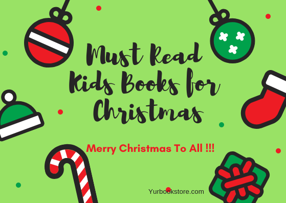 Christmas Reading Books for kids