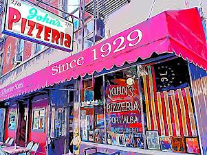 JOHN'S PIZZA NYC