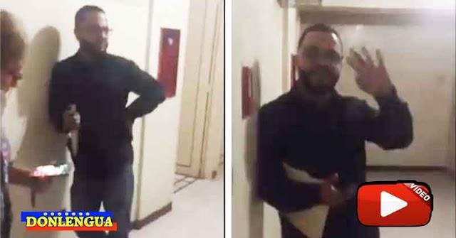 Funcionario del Ejército intentó invadir un apartamento en Santa Teresa