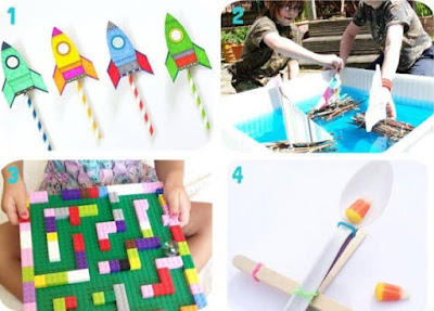 12 TOY CRAFT MAKING STEM PROJECTS FOR KIDS