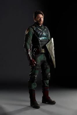 Primeras imágenes de Jensen Ackles como Soldier Boy en The BOYS T3.