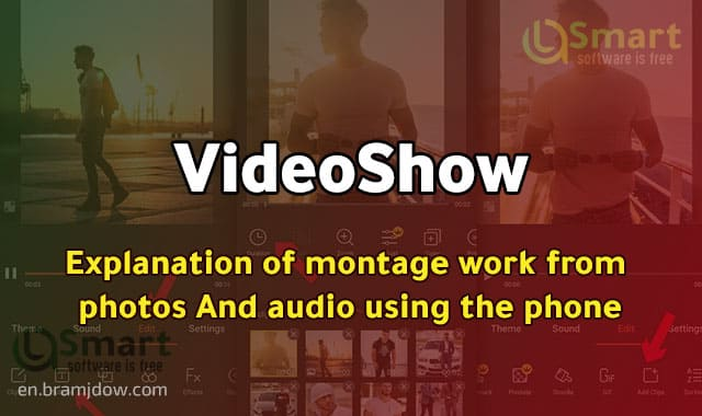 Explanation Video Show is an easy-to-use video montage program for the phone