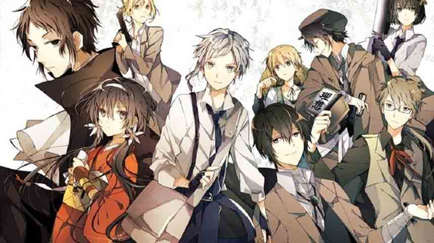 Bungou Stray Dogs BD (Episode 01 - 12) Subtitle Indonesia