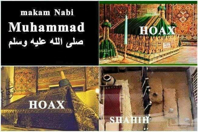 Hidayyah Islam: Makam Kuburan Nabi Muhammad