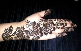 Attractive & Beautiful Hd Desgin Of Mehandi 23