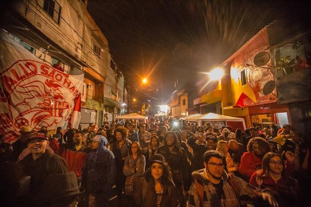 Circuito de música centrado na cultura Hip-Hop leva entretenimento e cidadania para a comunidade da Vila Flávia em São Mateus