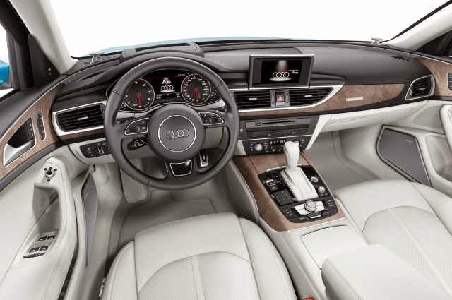 2018 Voiture Neuf 2018 Audi A6 Date De sortie, Prix, Revue, Photos, Concept