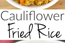 Cauliflower Fried Rice Recipe