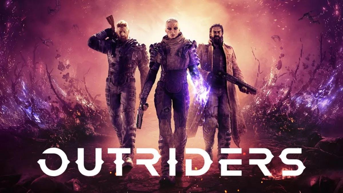المراجعة الكاملة للعبة Outriders