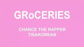 Groceries-Lyrics