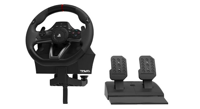 All the equipment you need to enjoy car games from the comfort of your own home