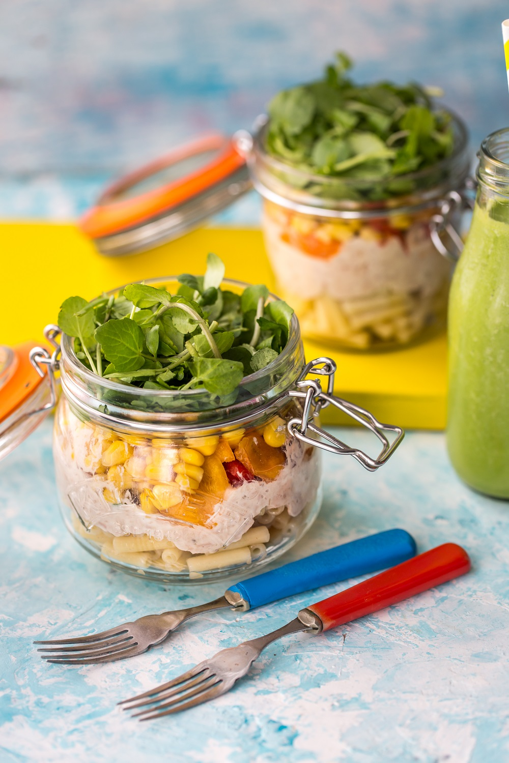 5 Mix And Match Salad Jar Recipes To Try Out