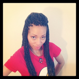 The Facets Of An Odd Black Girl Senegalese Twists