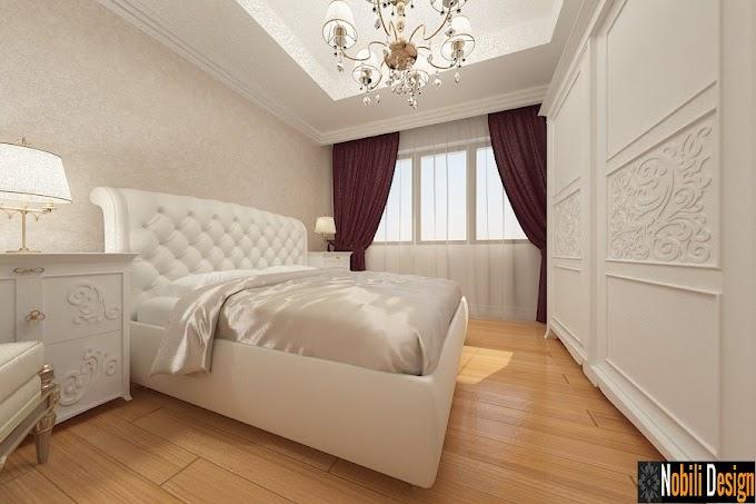 Amenajari interioare case clasice de lux Bucuresti | Design interior casa clasic