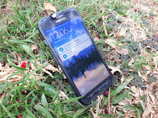 Hape Outdoor Samsung S6 Active Seken Mulus 4G LTE RAM 3GB IP68 Certified