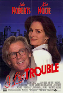 I Love Trouble Poster
