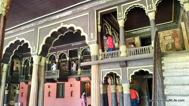 Tipu Sultan's Summer Palace, Bangalore