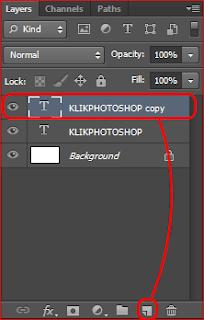 cara membuat refleksi di photoshop