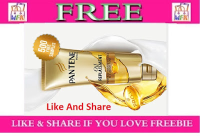 Free Sample of Pantene Oil Replacement