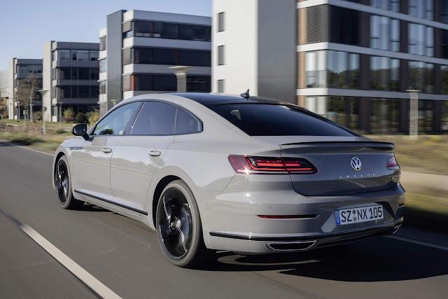 VW Arteon recebe versão R-Line Edition na Europa