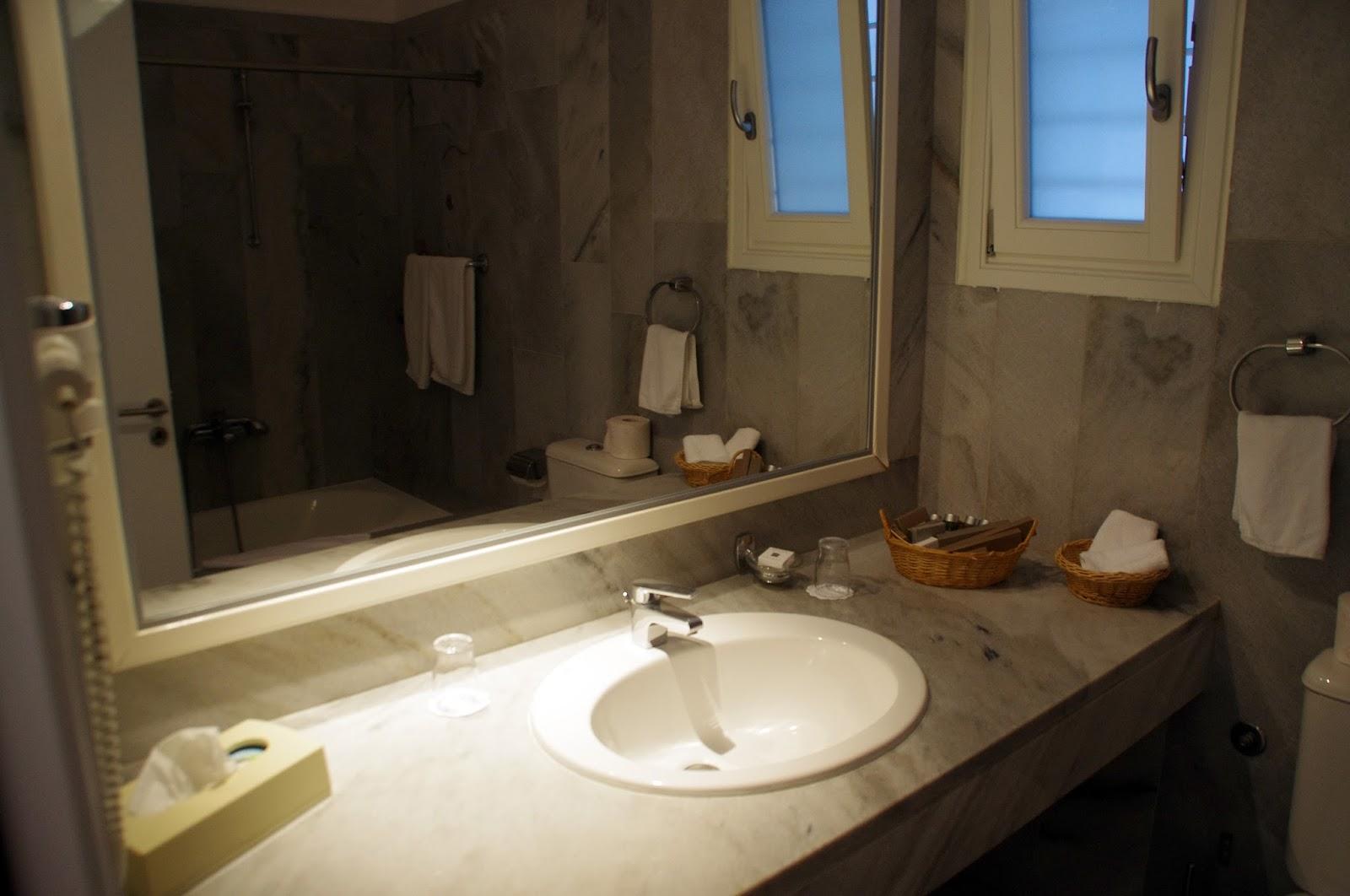 Astir of Paros Bathroom