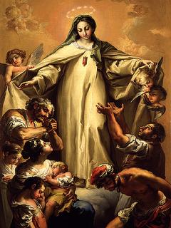 DA CONFIANÇA NA PROTEÇÃO DE MARIA SANTÍSSIMA - PONTO III
