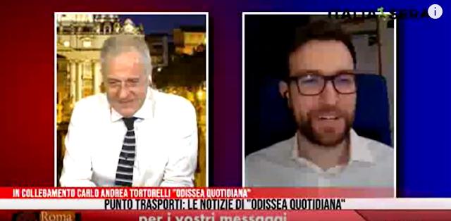 Punto trasporti – Le notizie di Odissea Quotidiana scelte per Roma di Sera 27 marzo 2020