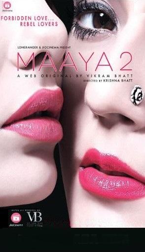 Maaya Season 2 Complete Hindi 720p HDRip x264 200MB Web Series Download