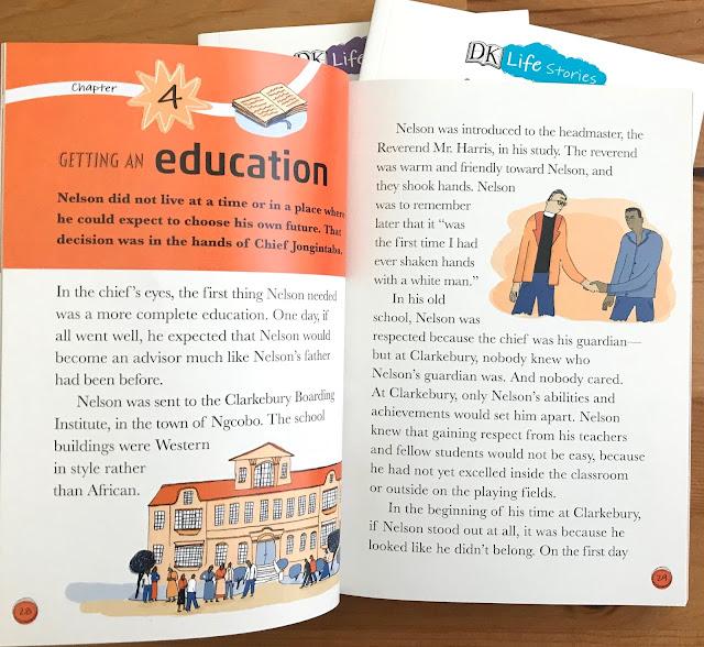 dk canada books life stories series