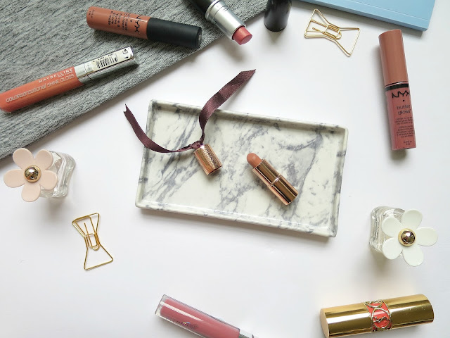 Spring Lipsticks - Charlotte Tilbury Mini Lipstick Charm in Bitch Perfect
