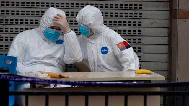 Por su seguridad, si viaja le harán en China test anales para detectar el #coronavirus