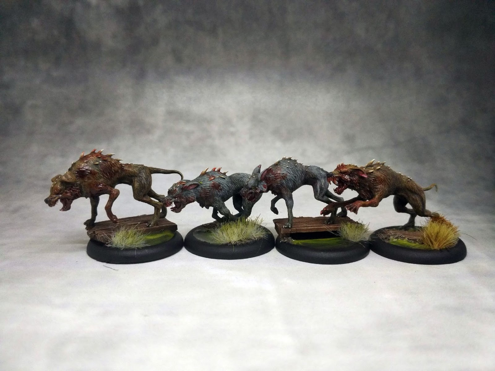 What The Faux: Corrupted Hounds