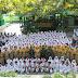 Menjadi Irup Upacara Danramil 05 Mojogedang Berikan Wasbang SMP Muhammadiyah 4 Mojogedang
