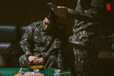 review drama korea D.P