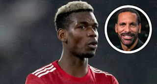 Rio Ferdinand: 'It'll be very difficult for Pogba to leave if United win the Premier League'