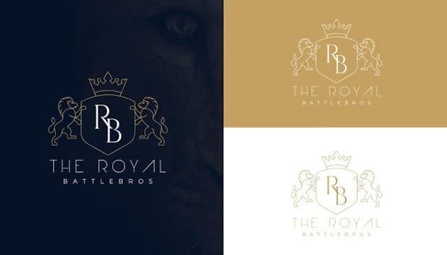 Royal Looking Logo