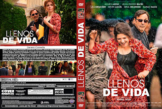 LLENOS DE VIDA – PLACE PUBLIQUE 2018 [COVER – DVD]