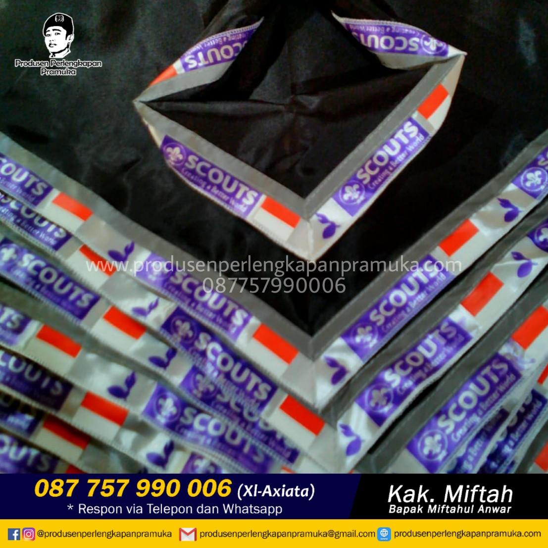 WA : +62 877-5799-0006 Jual Scarf Pramuka Jawa Timur | Grosir Scarf Pramuka Jawa Timur | Produsen Scarf Pramuka Jawa Timur