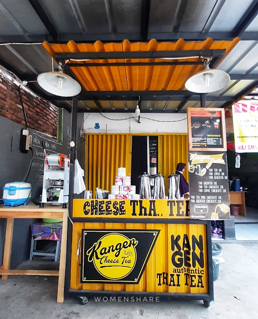 Kangen Cheese Tea