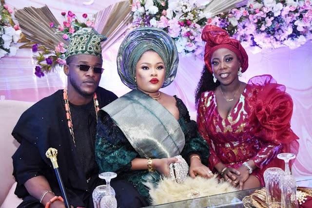 Beautiful Photos From the Classy Wedding of Morenike & Segun Araga Sosanya in Lagos