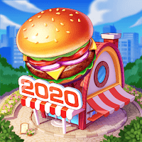 Cooking Frenzy Unlimited (Gold - Gems) MOD APK