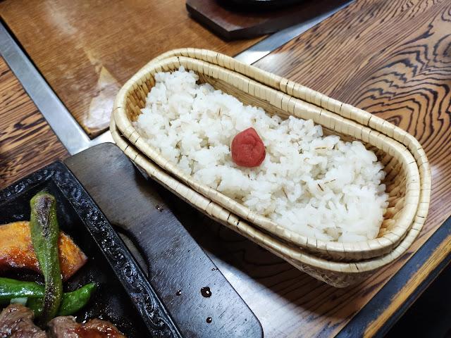三田市よしだやの厚切りビーフステーキ - ゆうのひとりごと
