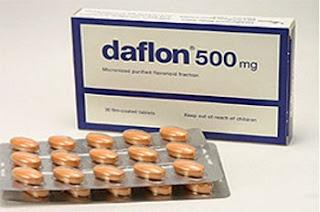 Thuốc daflon có tác dụng phụ gì? giá baio nhiêu?