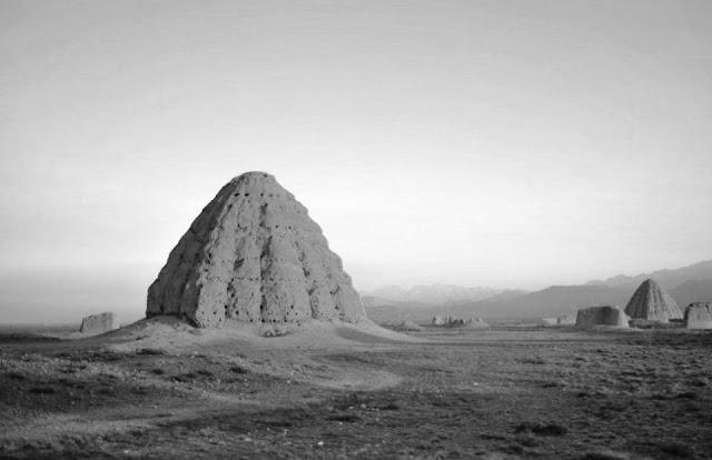 Pirámide de Hongshan descubierta en China