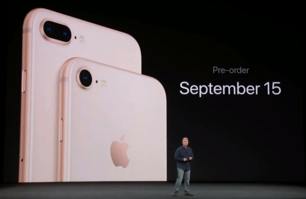 Apple Iphone 8 And 8 Plus Officially Announced Base Prices Key