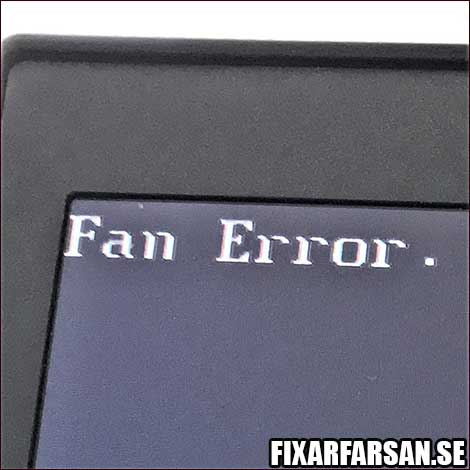 Lenovo-FAN-Error-Fix