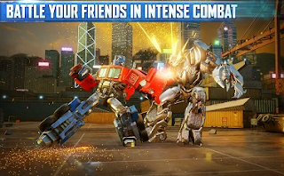 TRANSFORMERS Forged to Fight MOD APK 5.1.1