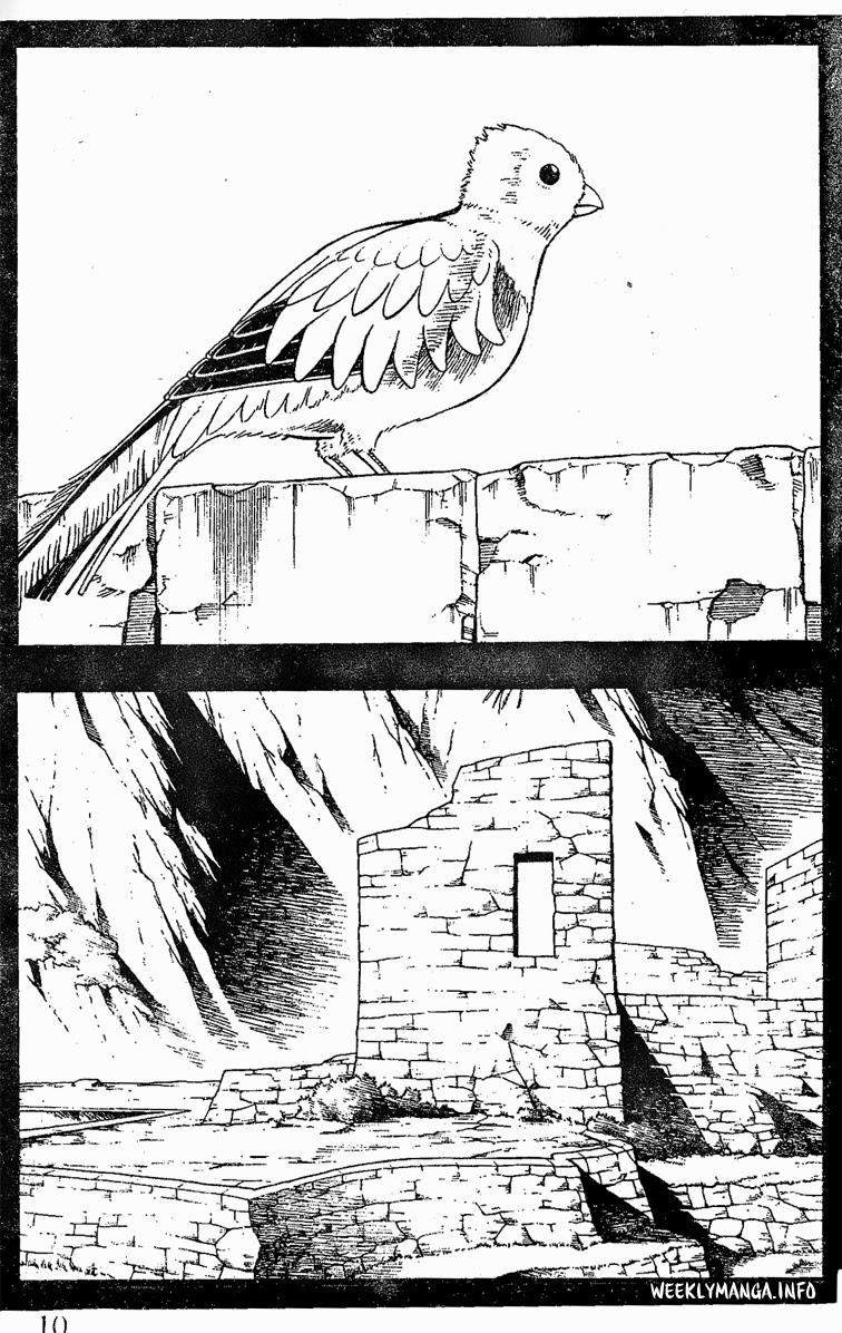 Shaman King [Vua pháp thuật] chap 204 trang 14