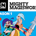 Mighty Magiswords Season 1 in Hindi HD